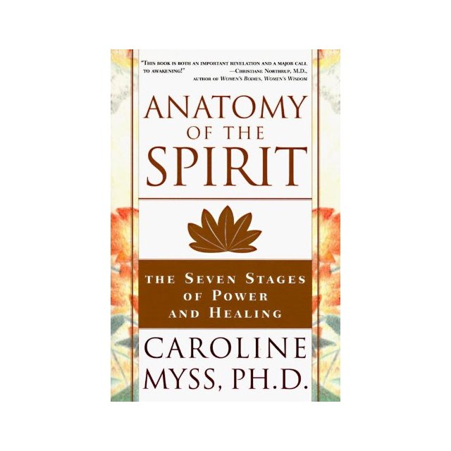 anatomy of the spirit book cover