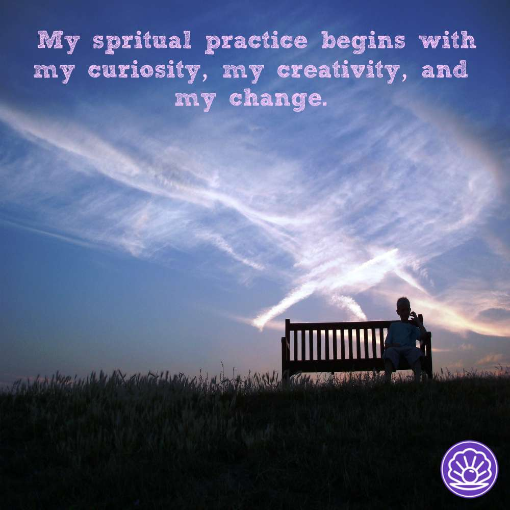 How to Begin a Spiritual Practice