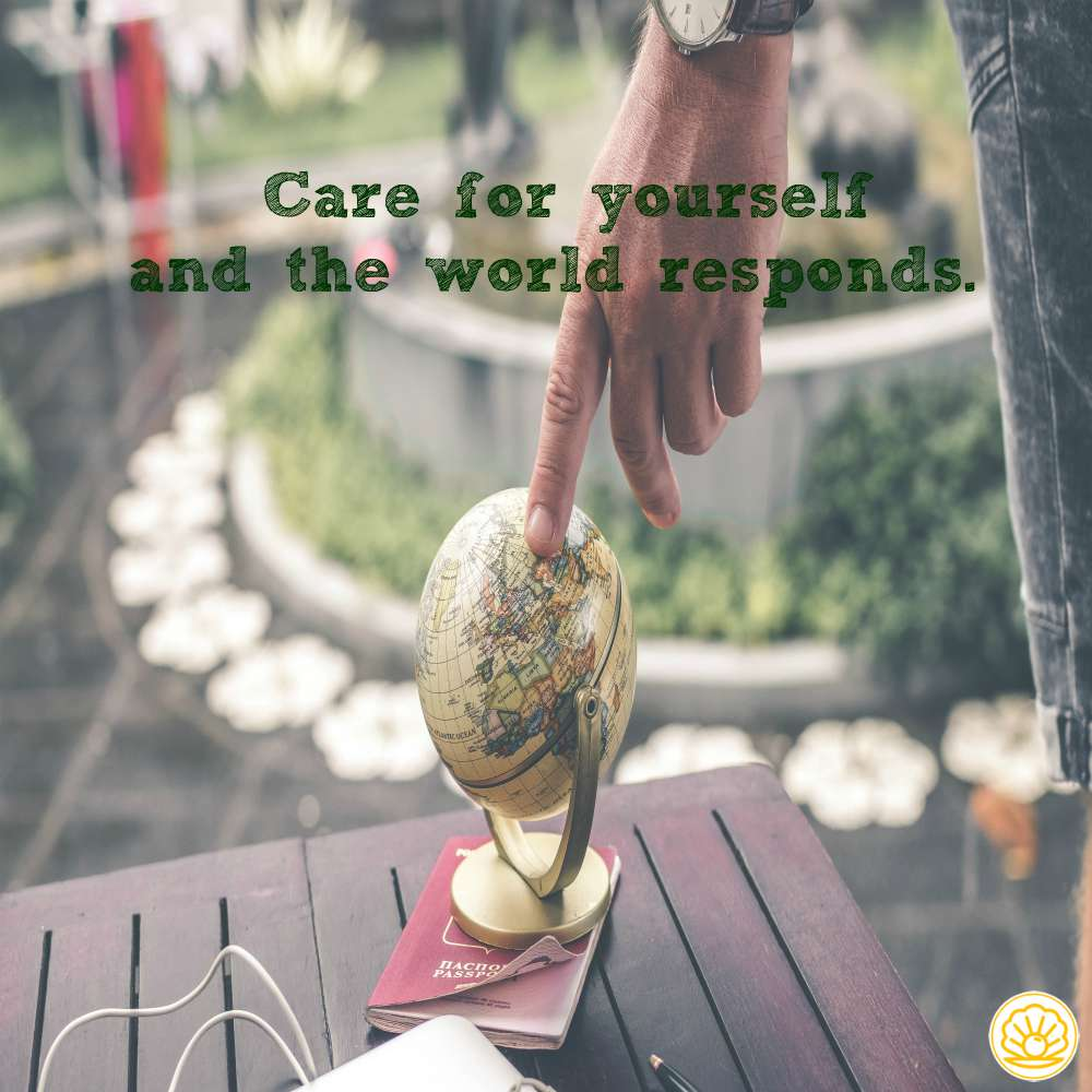 Becoming Conscious of Self Care